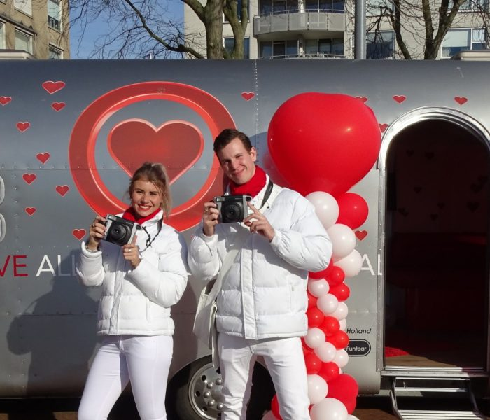 Merkactivatie All you need is Love