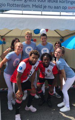 Joint Promotion OV-Miles & Feyenoord